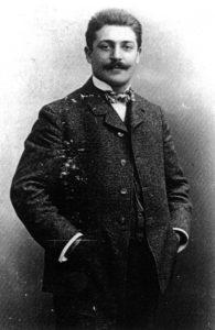 Leib (Leo) Weiser in 1908